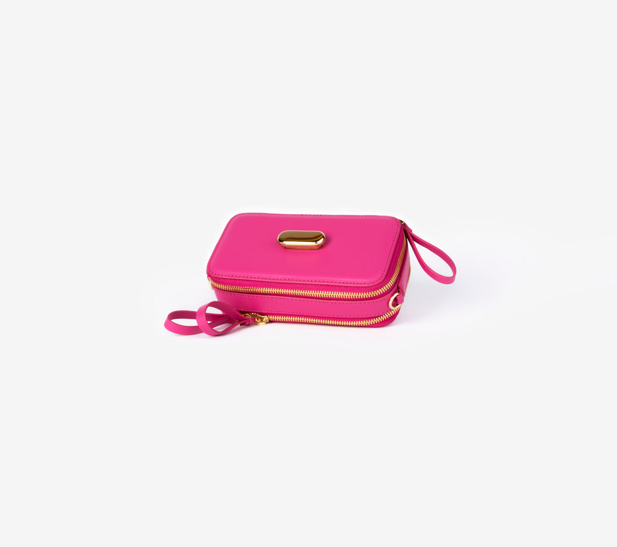 Essentials Bag in Hot Pink