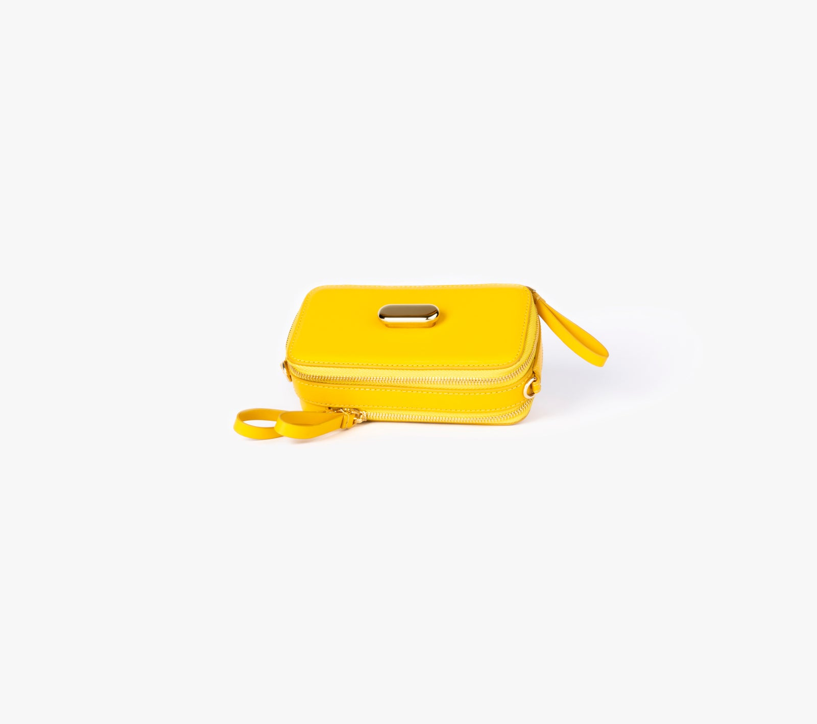 Essentials Bag in Yellow