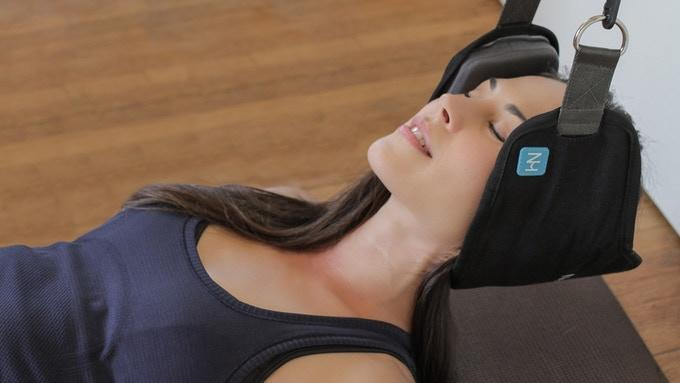 The Neck Hammock - The Original Portable Cervical Traction and Relaxation Device
