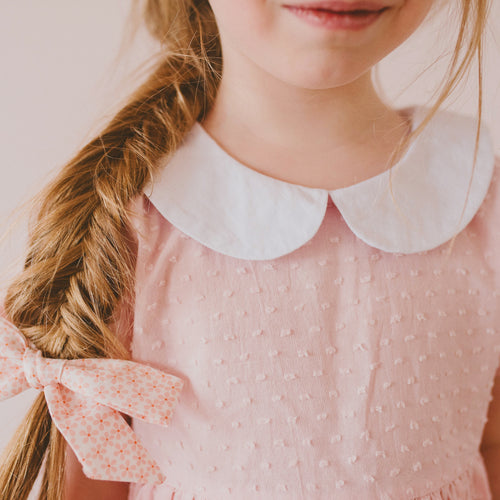 the madeline - peter pan collar dress