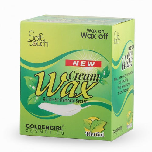 Cream Wax Eco. Pack 200gm