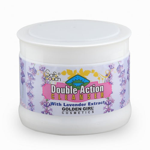 Double Action Cleanser 500gm