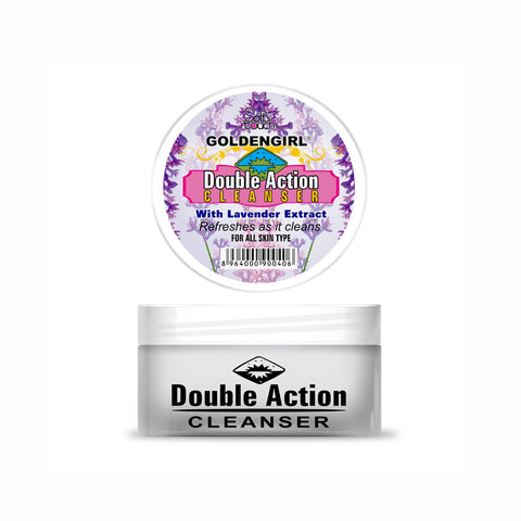Double Action Cleanser 75gm - Golden Girl Cosmetics