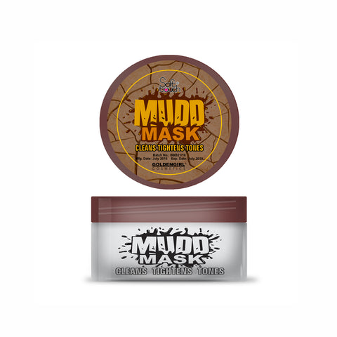 Mudd Mask Cream 75gm - Golden Girl Cosmetics