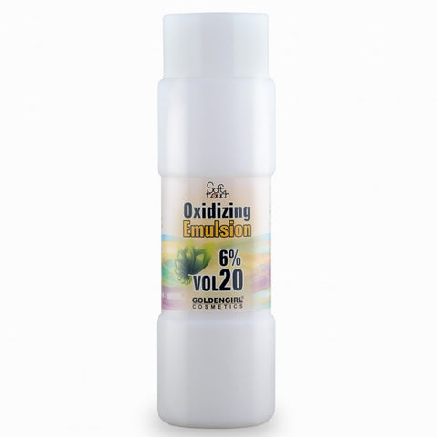 Oxidizing Emulsion 20 Vol 500ml - Golden Girl Cosmetics