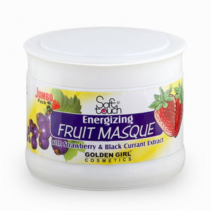 Five minutes energizing Fruit Masque is a light, cream-gel formula to give tired, lusterless complexions a refresh, radiant appearance. It helps to maintain elasticity, fights fine lines, wrinkles and strengthens resistance to environmental damage.