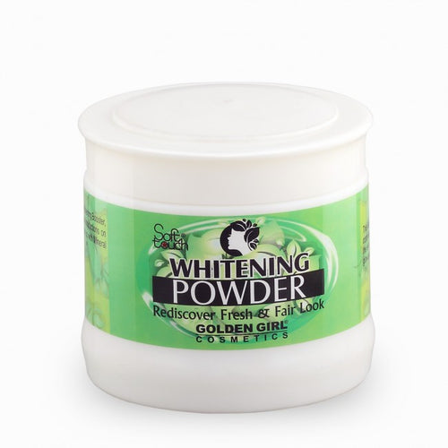 Whitening Powder: This isotonic powder combines vegetal micro beads and red algae for a completely revitalized and luminous skin. It gives an immediate tune up effect to the skin. It maximizes the effects of skin care treatments resulting in radiant glow and noticeably rejuvenated fair skin.  Product Weight: 300gm.  Storage Instruction: Keep in Cool and Dry Place  Package: Jar Pack