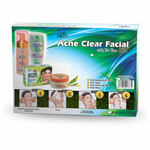 Acne Clear Facial Kit 4 items - Golden Girl Cosmetics