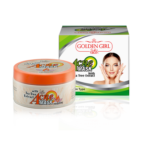 Golden Girl Acne Mask-75gm