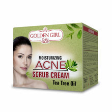 Load image into Gallery viewer, Golden Girl Acne Scrub Cream 75gm