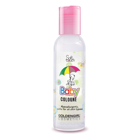 Baby Cologne 120ml - Golden Girl Cosmetics