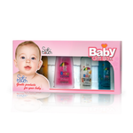 Baby Gift Box Standard 5 Items - Golden Girl Cosmetics