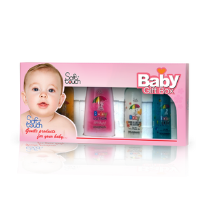 Baby Gift Box Standard 5 Items