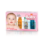 Baby Gift Box Small 4 Items - Golden Girl Cosmetics