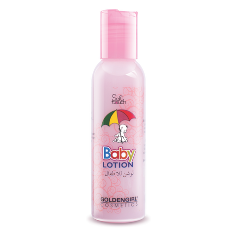 Baby Lotion 120ml - Golden Girl Cosmetics