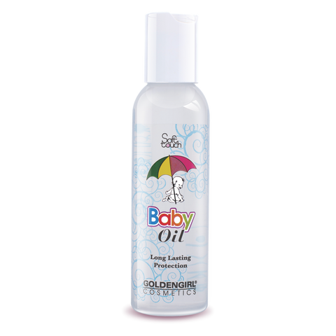 Baby Oil 120ml - Golden Girl Cosmetics