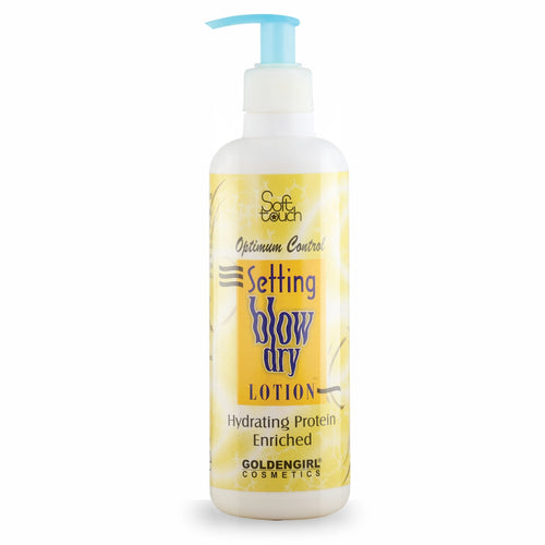 Best hydrating setting blow dry hair styling lotion