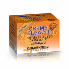 Load image into Gallery viewer, Herbal Creme Bleach Mini Pack 70 gms