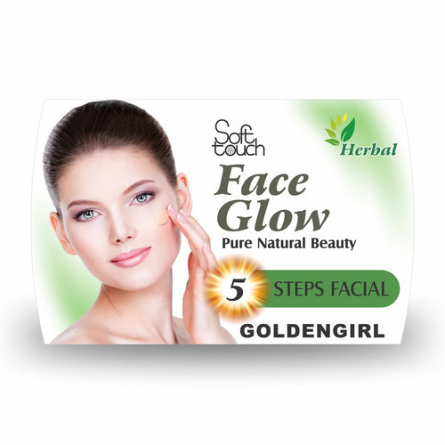Soft Touch Face Glow Sachet Kit