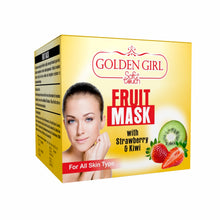 Load image into Gallery viewer, Fruit Mask: Five minutes energizing Fruit Mask is a light, cream-gel formula to give tired, lusterless complexions a refresh, radiant appearance. It helps to maintain elasticity, fights fine lines, wrinkles and strengthens resistance to environmental damage.