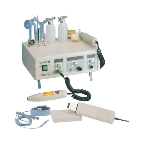 GG-S29-FACIAL ELECTRO COSMETICS MACHINE 4 FUNCTIONS (SPAIN)