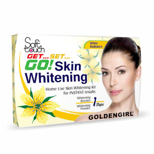 Get Set Go! Skin Whitening Sachet Kit