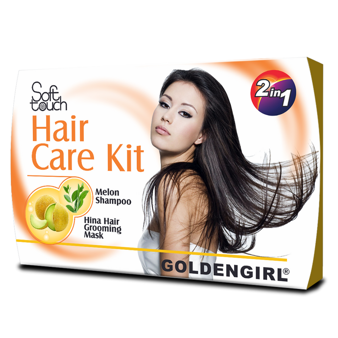 Hair Care Sachett Kit