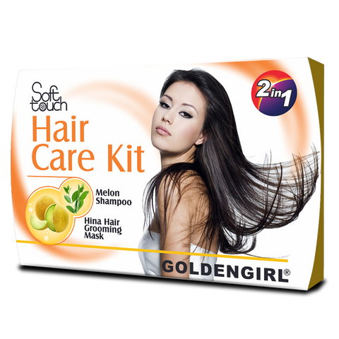 Hair Care Sachet Kit