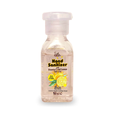 Hand Sanitizer with Lemon 60ml.