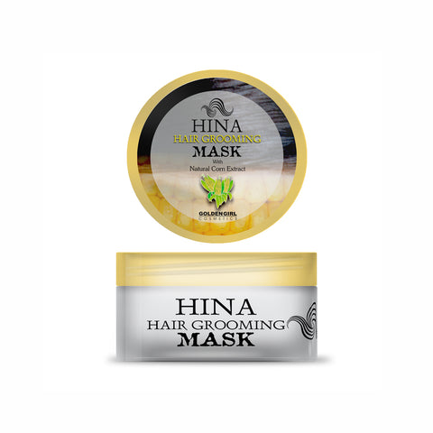 Hina Hair Grooming Mask 75gm - Golden Girl Cosmetics