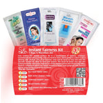 Soft Touch Instant Fairness Sachet Kit