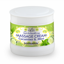Load image into Gallery viewer, Massage Cream Cucumber & Mint 300ml