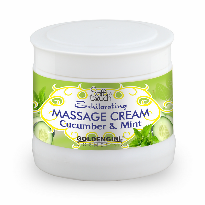 Massage Cream Cucumber & Mint 300ml
