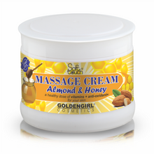 Load image into Gallery viewer, Massage Cream (Honey & Almond) 500ml