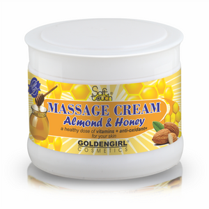 Massage Cream (Honey & Almond) 500ml