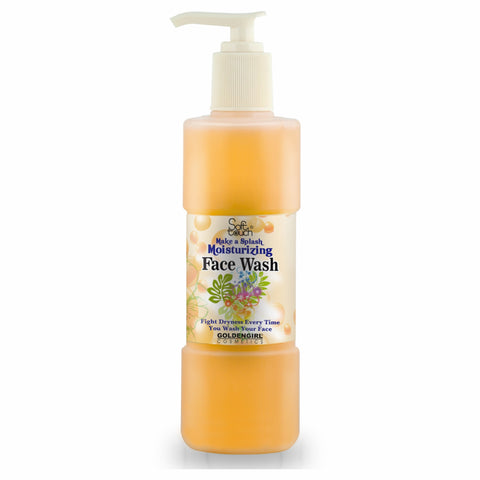 Moisturizing Face Wash 300ml - Golden Girl Cosmetics