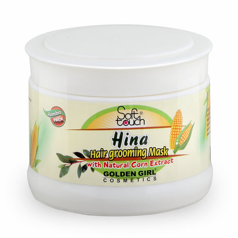 Hina Hair Grooming Mask 500ml - Golden Girl Cosmetics