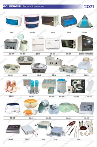 Equipments - Sterilizers & Machinery