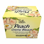 Peach Bleach Creme Eco Pack 70gm - Golden Girl Cosmetics