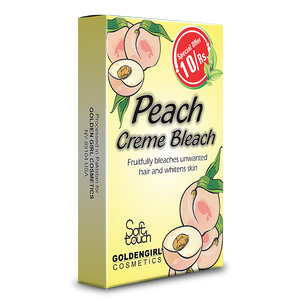 Peach Bleach Creme