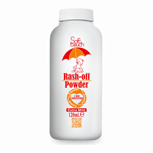 Soft Touch Baby Rash Off Powder