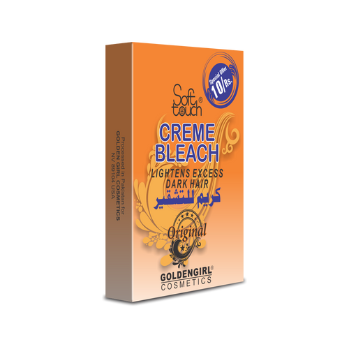 Herbal Cream Bleach Sachet Pack 10gm