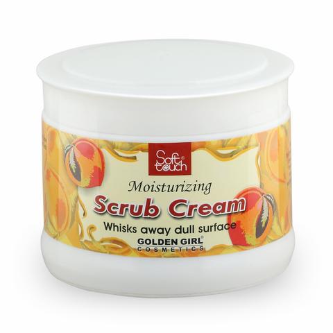 Scrub Cream 500ml - Golden Girl Cosmetics