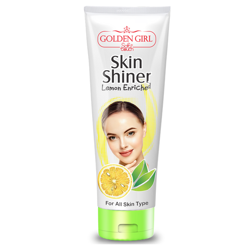 Soft Touch Skin Shiner is gentle, lemon enriched moisturizing liquid that effectively balances your skin fluids. It leaves your skin soft, smooth and of course glowing.