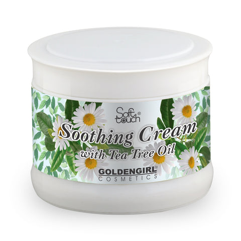 Soothing Cream 500gm - Golden Girl Cosmetics