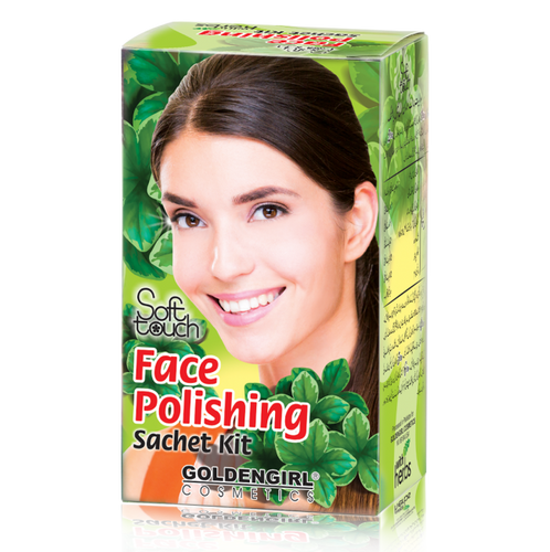 Face Polishing Sachet Kit  (Sachet Pack) 9 sachets