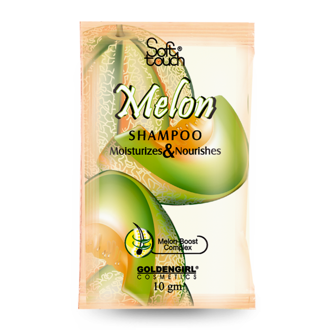 Melon Shampoo Sachet 10ml
