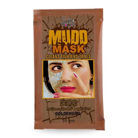 Mudd Mask Sachet Pack 10gm - Golden Girl Cosmetics