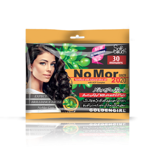 NoMor Grey Hair Color (Sachet Pack)