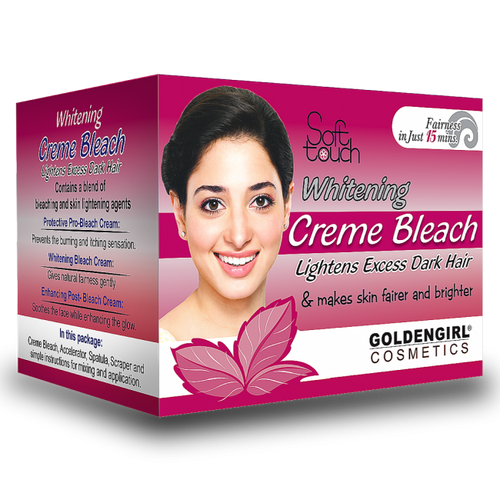 Whitening  Bleach Creme Eco. Pack 70gm